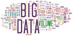 Illustration relative au Big Data en entreprise