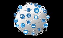 Image symbolisant le Big Data et la protection des données