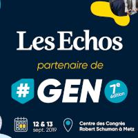 Logo de #GEN 2019