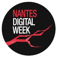 Logo de Nantes Digital Week 2019