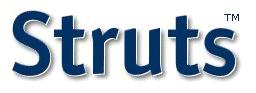 logo de struts pour le développement d'applications web java ee
