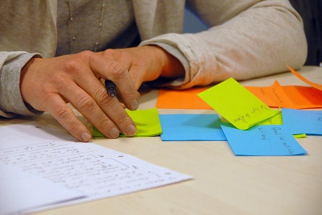 illustration de la gestion de projet agile