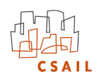 Logo de CSAIL - MIT