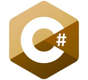 logo du langage de programmation c sharp