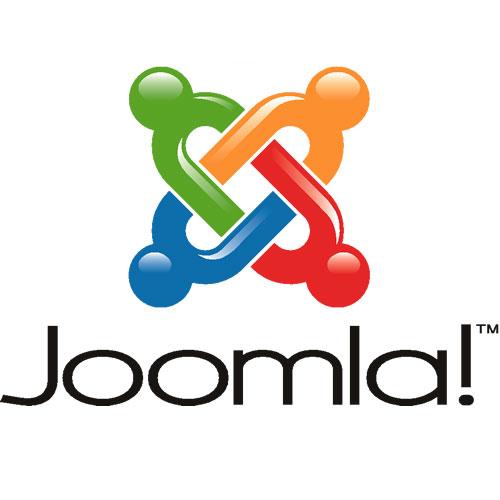 logo du système de gestion de contenu joomla
