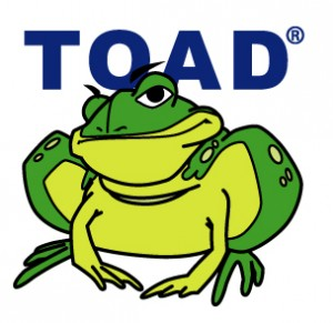 formation toad pour oracle