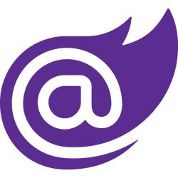 logo du framework web Blazor