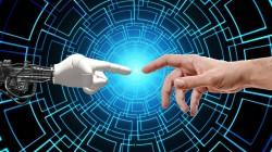 Image symbolisant l'Internet des objets et l'intelligence artificielle