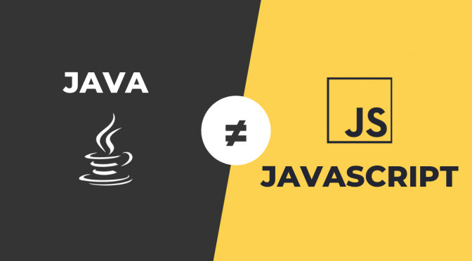 Java et JavaScript : ne plus les confondre