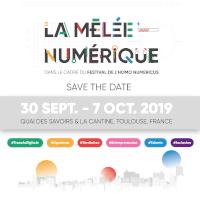 Logo de La Mêlée Numérique 2019