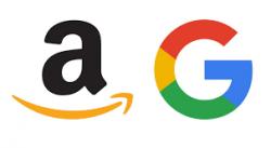 logo Amazon Google