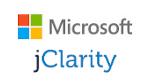 Logos de Microsoft et jClarity