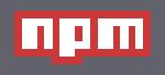 Logo de npm