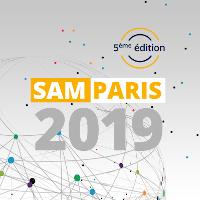 Logo de SAM Paris 2019