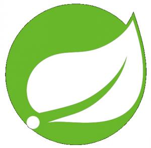 logo du framework spring pour construire l'infrastructure d'une application java