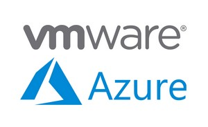Logos de VMware et Azure