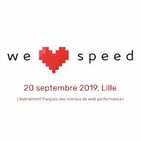 Logo de We Love Speed 2019