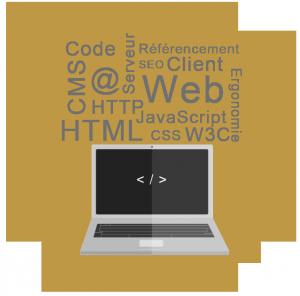 icone langages de développement informatique