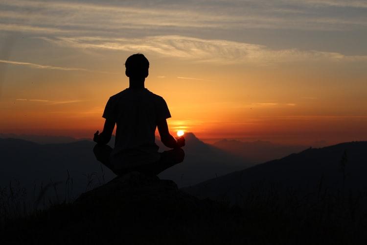 photo soleil yoga